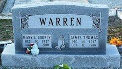 Mary L. <i>Cooper</i> Warren