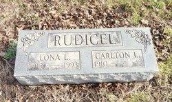 Carlton L Rudicel