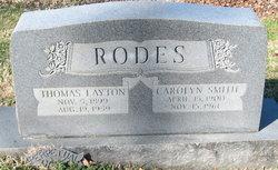 Carolyn <i>Smith</i> Rodes
