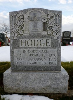 Edward Desmond Hodge