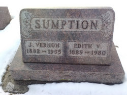Edith Virginia <i>Rohrbach</i> Sumption