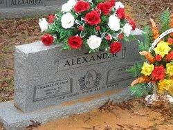 Helen <i>Thornhill</i> Alexander