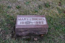 Mary I. Boesel