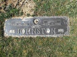 Betty F. <i>Lowstetter</i> Johnston