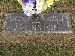 Earle M. Johnston