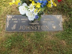 Lloyd V. Johnston