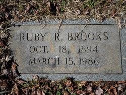 Ruby Ora <i>Rogers</i> Brooks