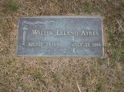 Walter Leland Ayres