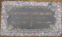Candyce Ann Brown
