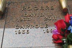 David L Rogers