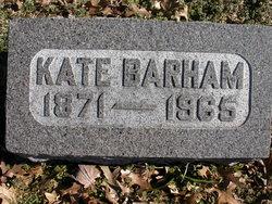 Kate Barham