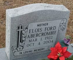 Elois <i>Ford</i> Abercrombie