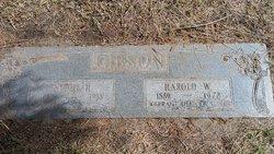 Harold Whitney Gibson