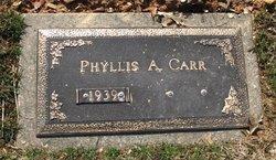 Phyllis A. Carr