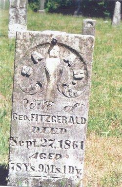 Sarah <i>Taggart</i> Fitzgerald