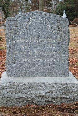 Susan Maria <i>Davis</i> Williamson