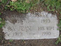 Agnes V Buskey