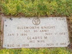 Gladys Mildred Knight