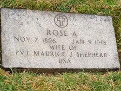 Rose A. <i>Breen</i> Shepherd