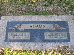 Audrey Elizabeth Adams
