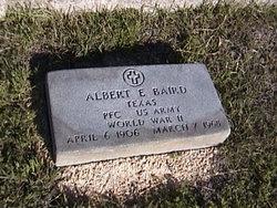 Albert E. Baird