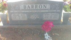 Willie Roy Bill Barron