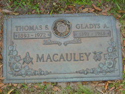 Gladys A. Macauley