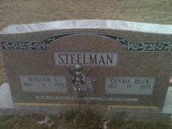 Gennie Ellon <i>Buck</i> Steelman