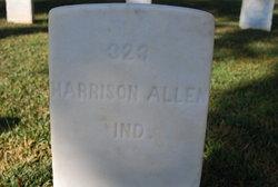 Harrison Allen
