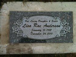 Lisa Rae Anderson