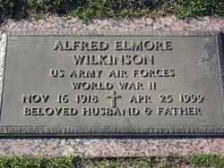 Alfred Elmore Wilkinson
