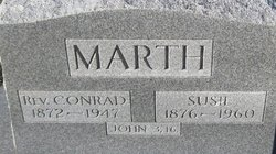 Susie <i>Grob</i> Marth