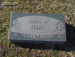 Nancy Priscilla <i>Blount</i> Allen