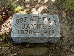 Dorathea Florence <i>Groover</i> Jaynes