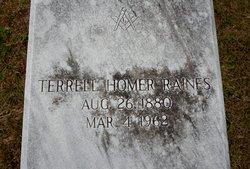 Terrell Homer Homer Raines