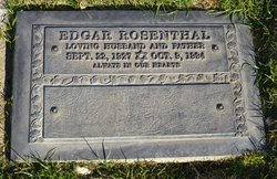 Edgar Rosenthal
