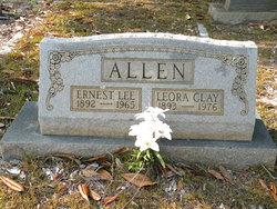 Sarah Leora <i>Clay</i> Allen