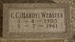Cecil Carl Hardy Webster