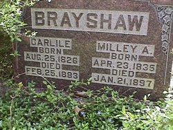 Milley A. <i>Campbell</i> Brayshaw