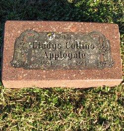 Gladys <i>Collins</i> Applegate