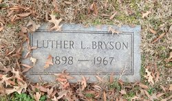 Luther Leslie Bryson