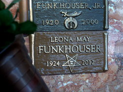 Leona May Lee Funkhouser
