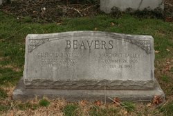 Clifford Beverly Beavers
