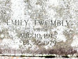 Emilie Ella Emily <i>Twombly</i> Adams