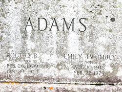 Rogers Brown Adams