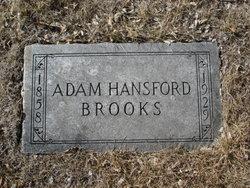 Adam Hansford Brooks