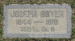 Joseph H Boyer