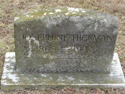 Josephine Hickman