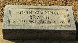 John Clarence Brand