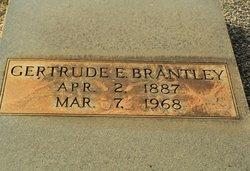 Lillian Gertrude <i>Etheridge</i> Brantley